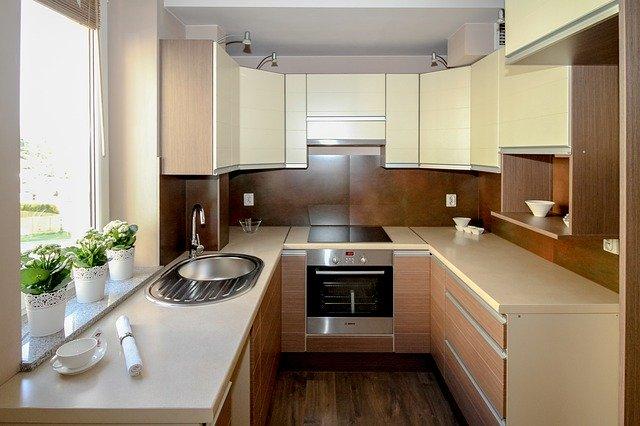 planear remodelación de cocina