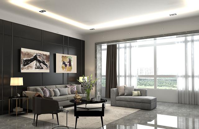 Moderniza la decoración de salas