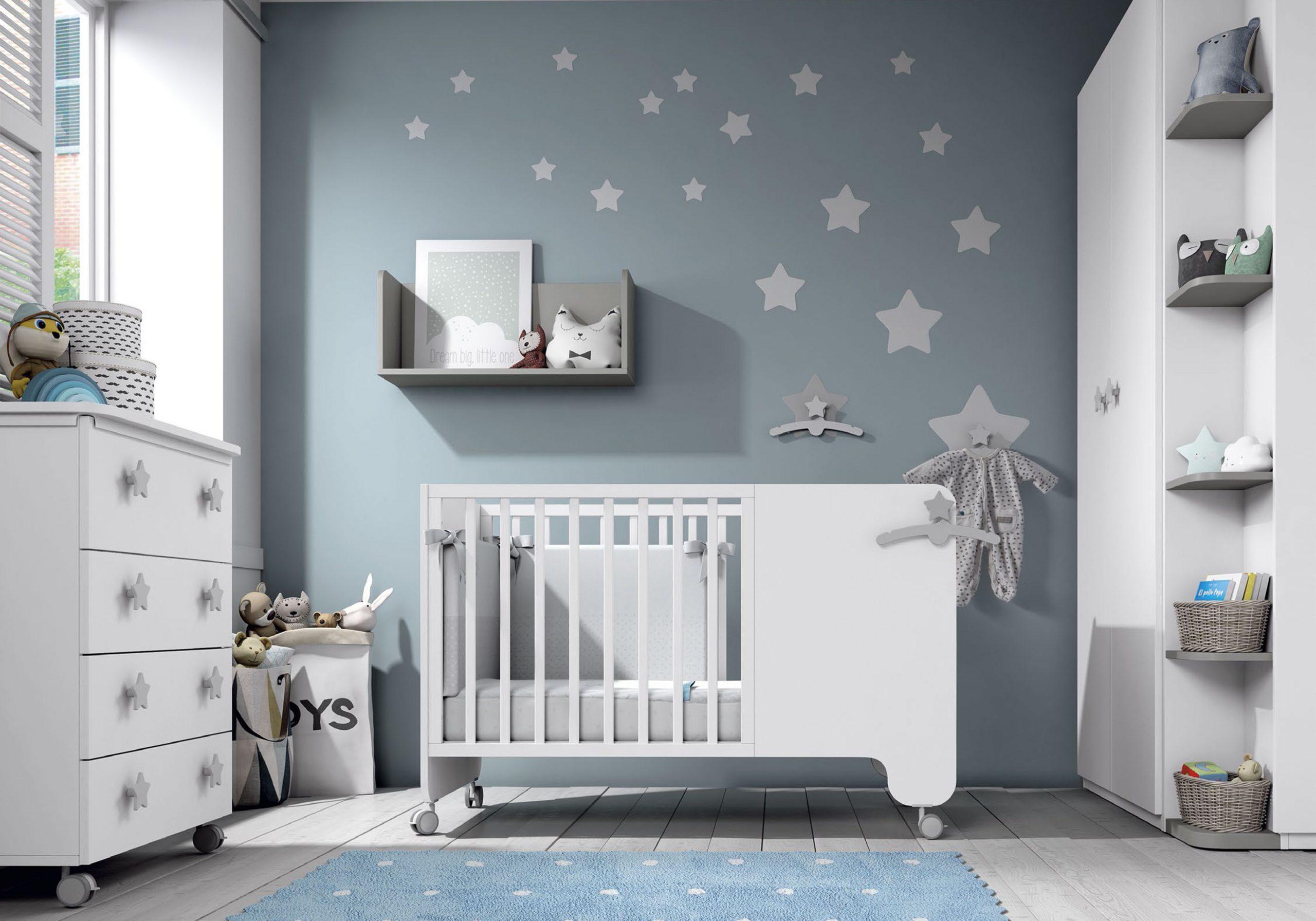 ideas de dormitorio para bebe
