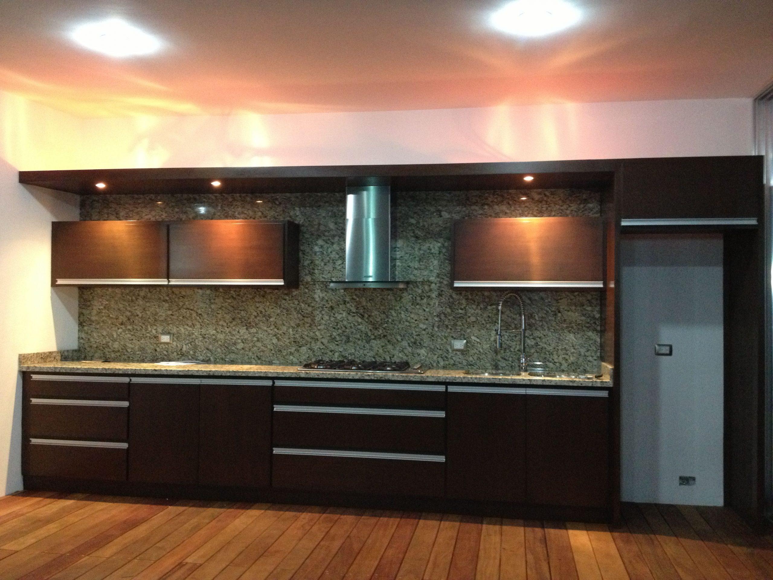 pisos de madera para tu cocina