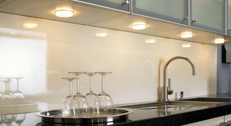 accesorios de iluminación para baños
