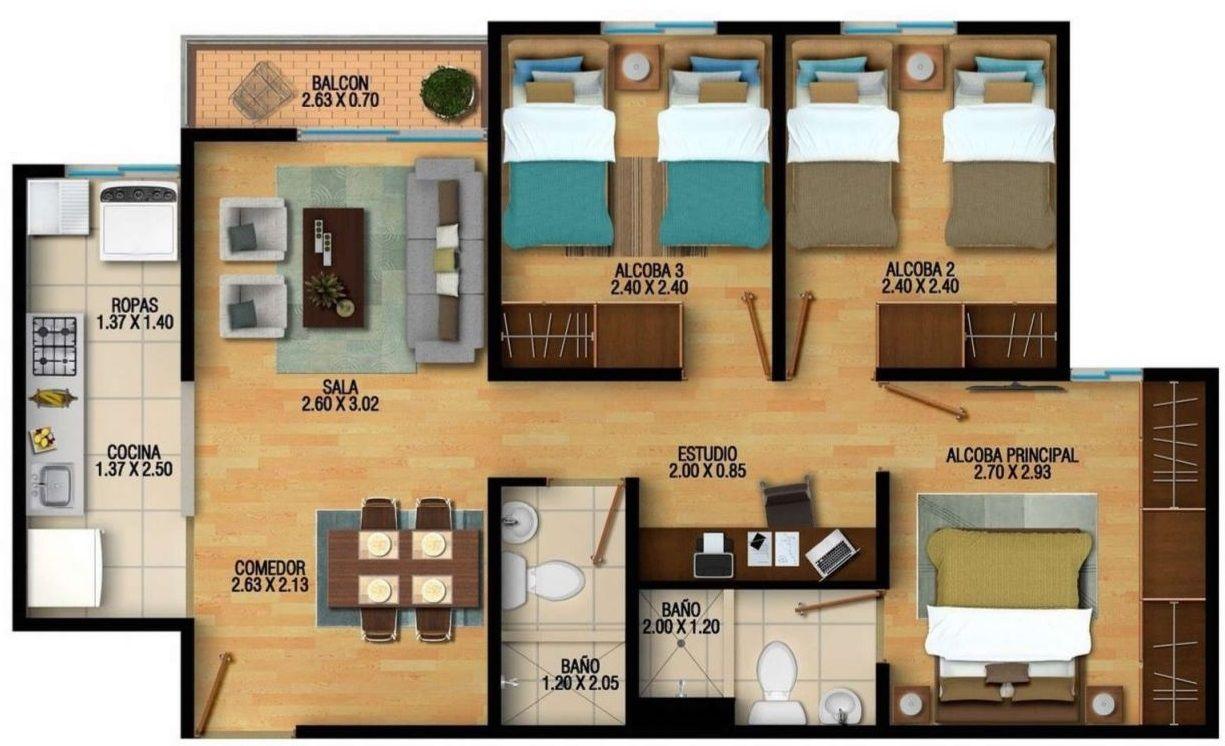 construir un plano para tu casa