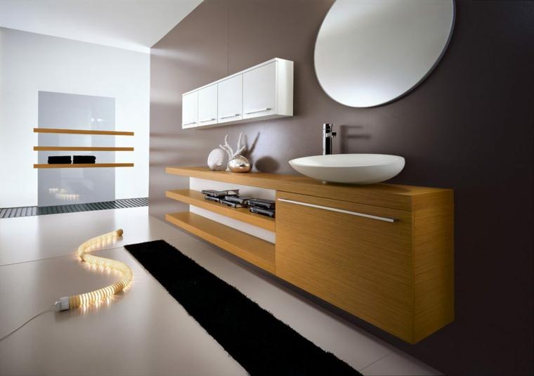 tocador para baño modernos