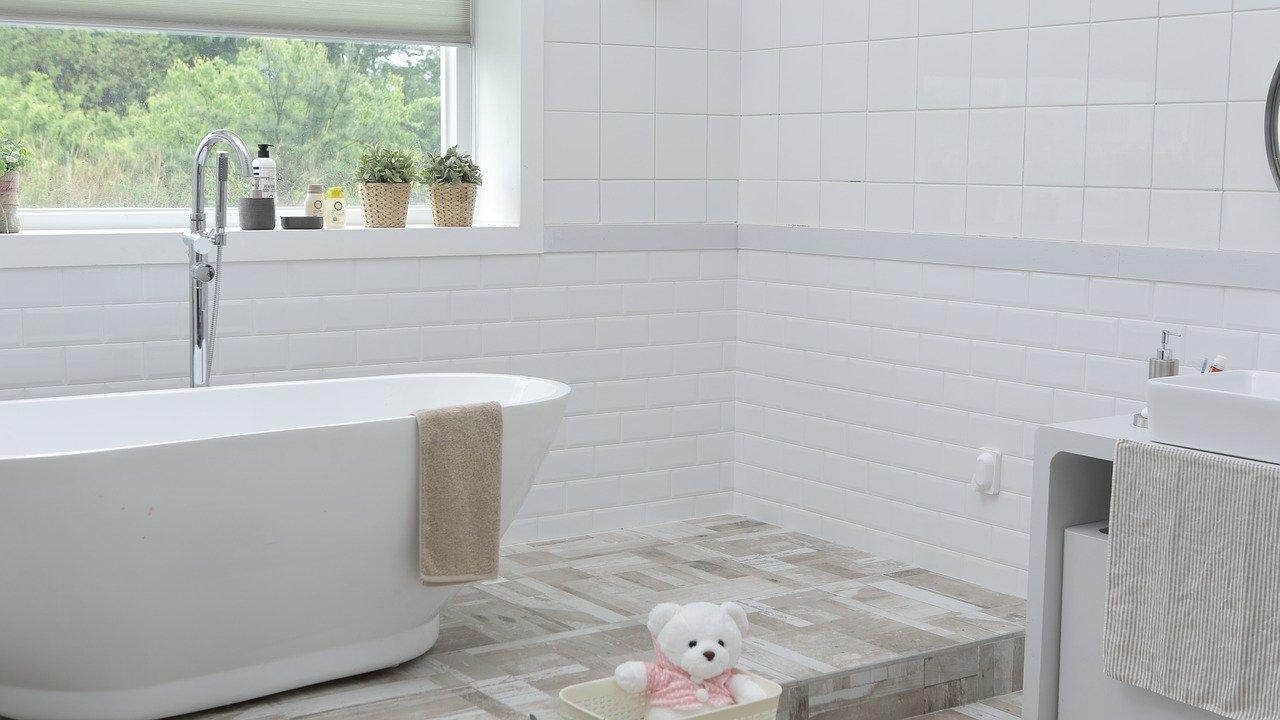 Idea de muebles para baños