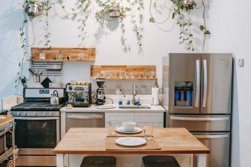 Diseño de cocinas pequeñas