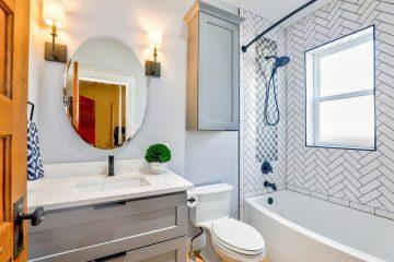 Tipos de tocadores para baño